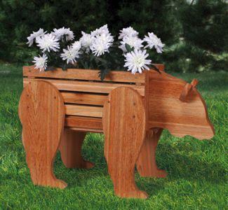 Цветочник - Медвежонок