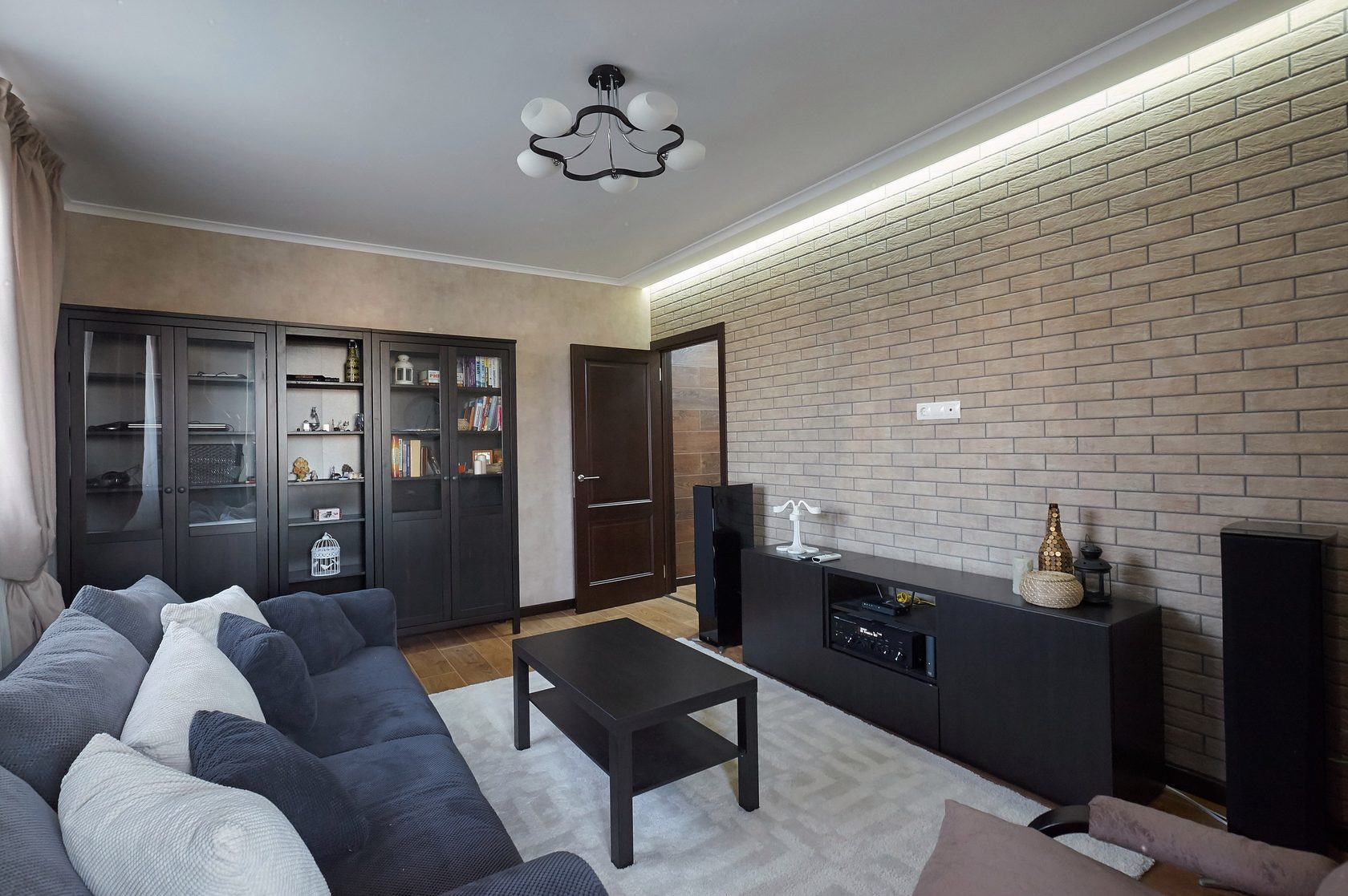 Ремонт квартиры с дизайн проектом