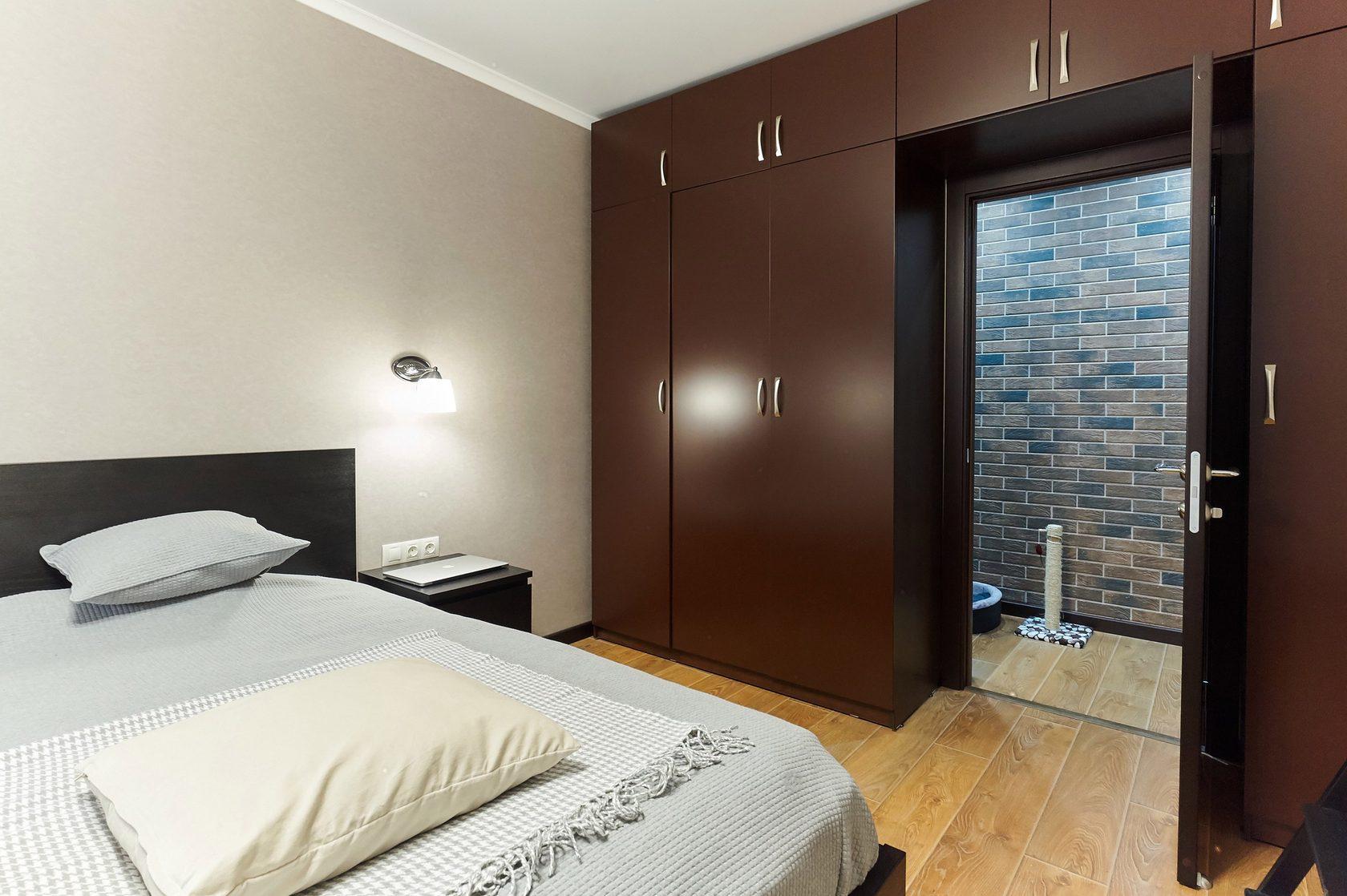 Уютная спальня.