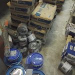 Подготовка к штукатурным работам и кладки стены.